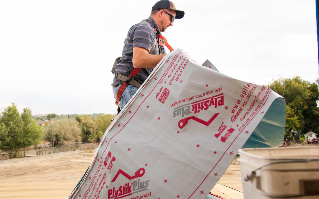 6 Benefits of Peel and Stick Underlayment