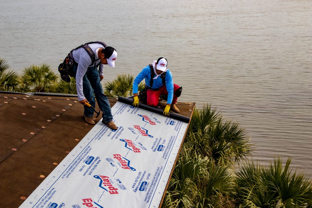 Smooth Vs Granular Roofing Underlayment Epilay