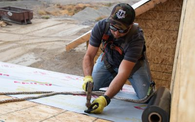All the Facts Roofing Pros Need to Know about Synthetic Underlayment