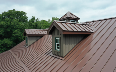 Top 5 Reasons to Use Synthetic Underlayment for Metal Roofing